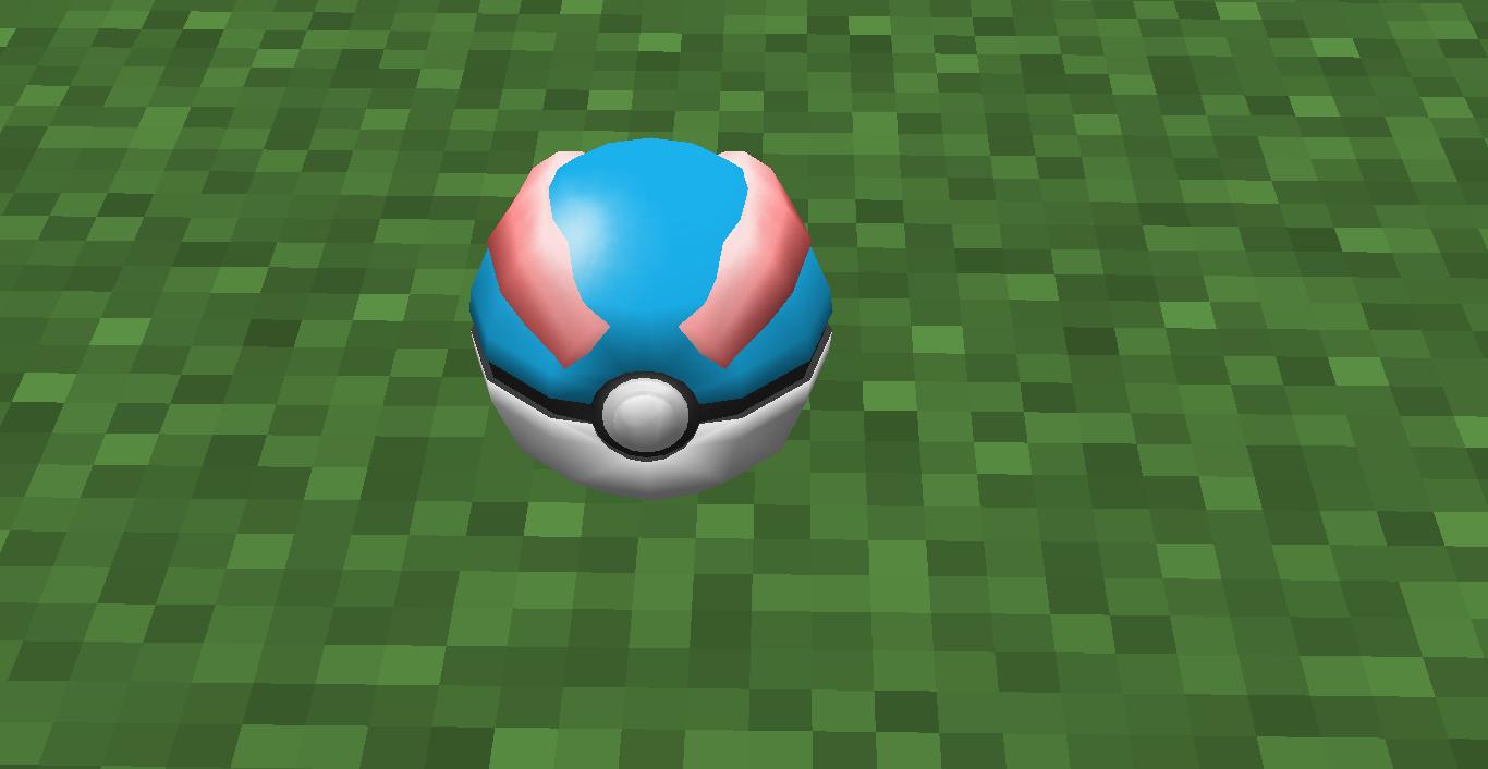 Great ball pixelmon