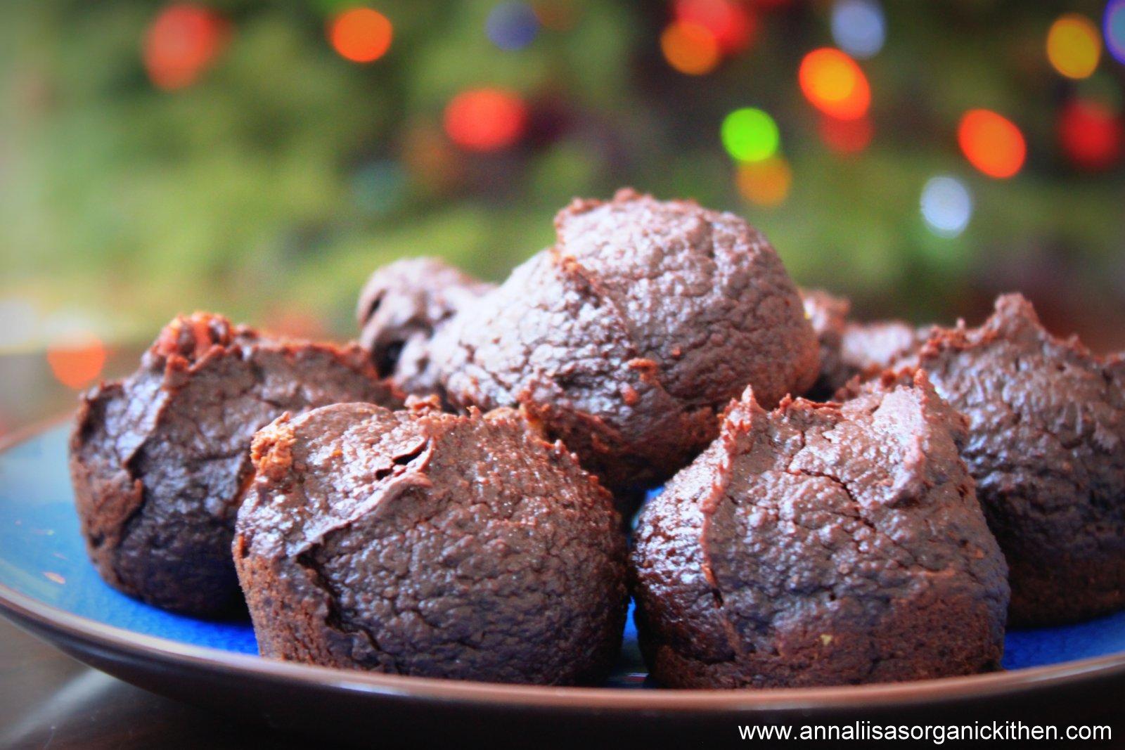 Vegan Sweet Potato Brownies