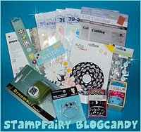 StampFairy World Blog Candy