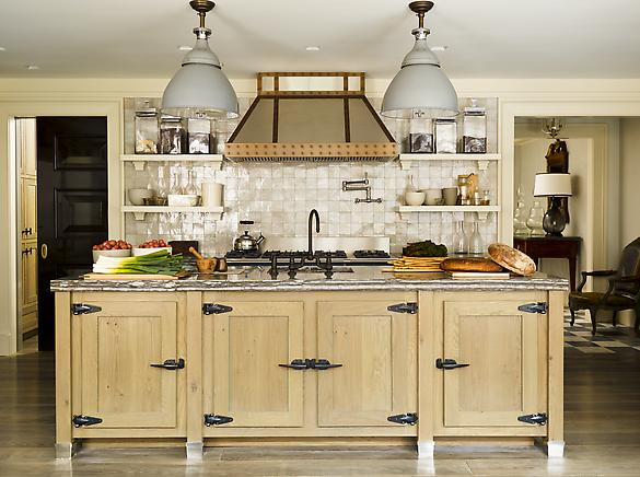 Beau Kitchen Of The Week By Steven Gambrel