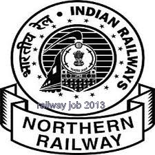 Northern Railway Sports job 2013