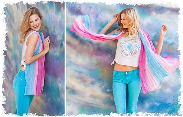Pantalones de verano colores de moda 2015 Doll FIns moda juvenil.
