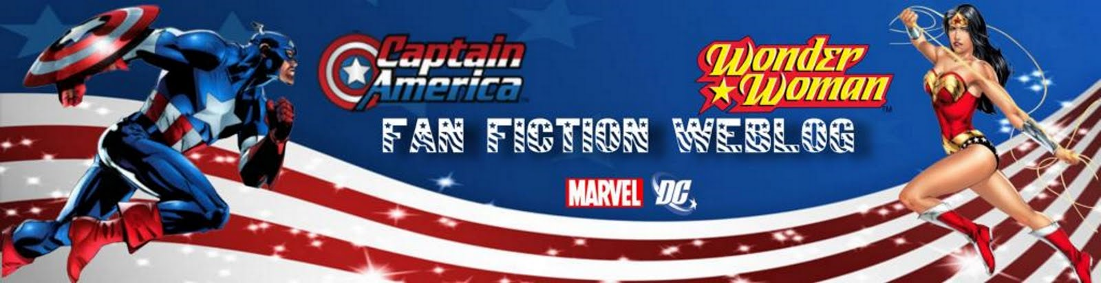 Captain America and Wonder Woman Fanfiction