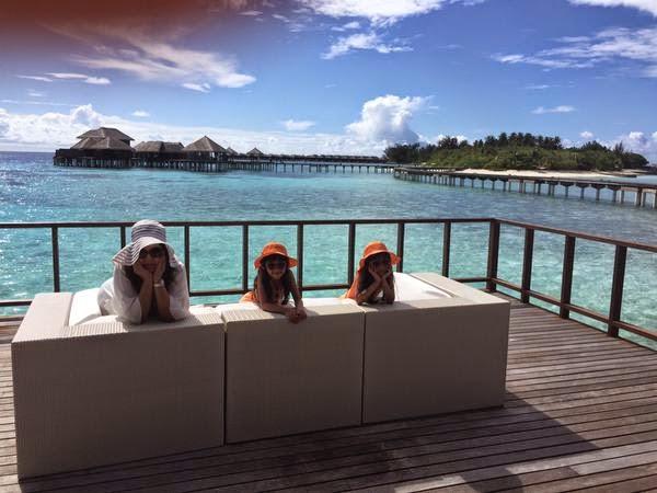Farah Khan and family holiday in Maldives!