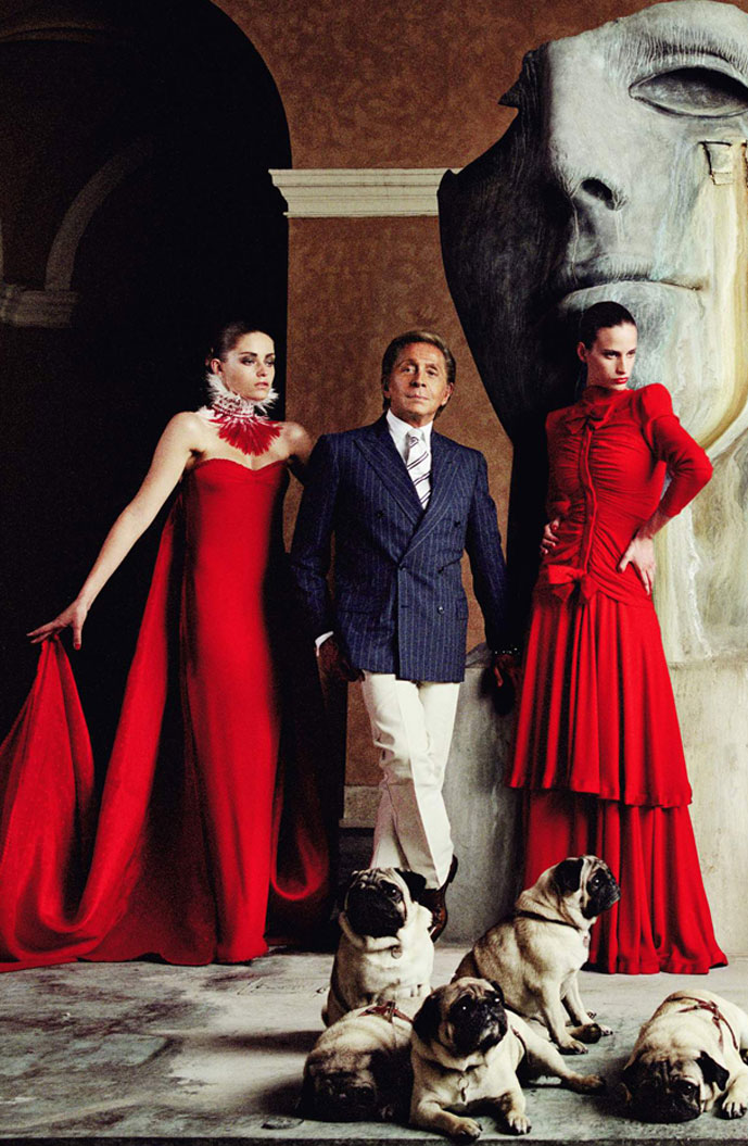 Valentino Master of Couture exhibition London