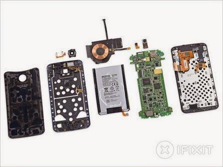 Inilah jeroan Google Nexus 6