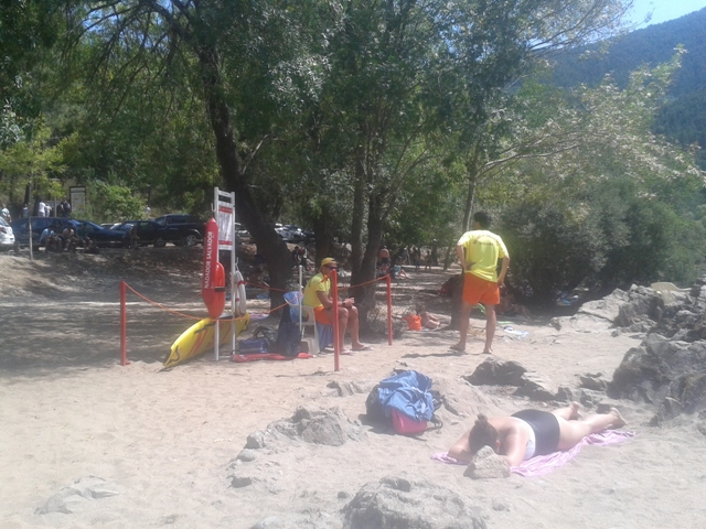 Nadadores Salvadores Praia Areinho
