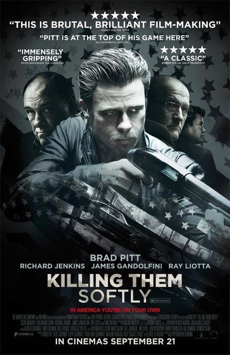 Sinopsis Film Killing Them Softly