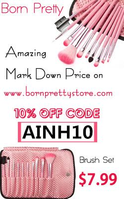 10% Off at Born Pretty