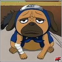 Cosplay Anjing di Naruto