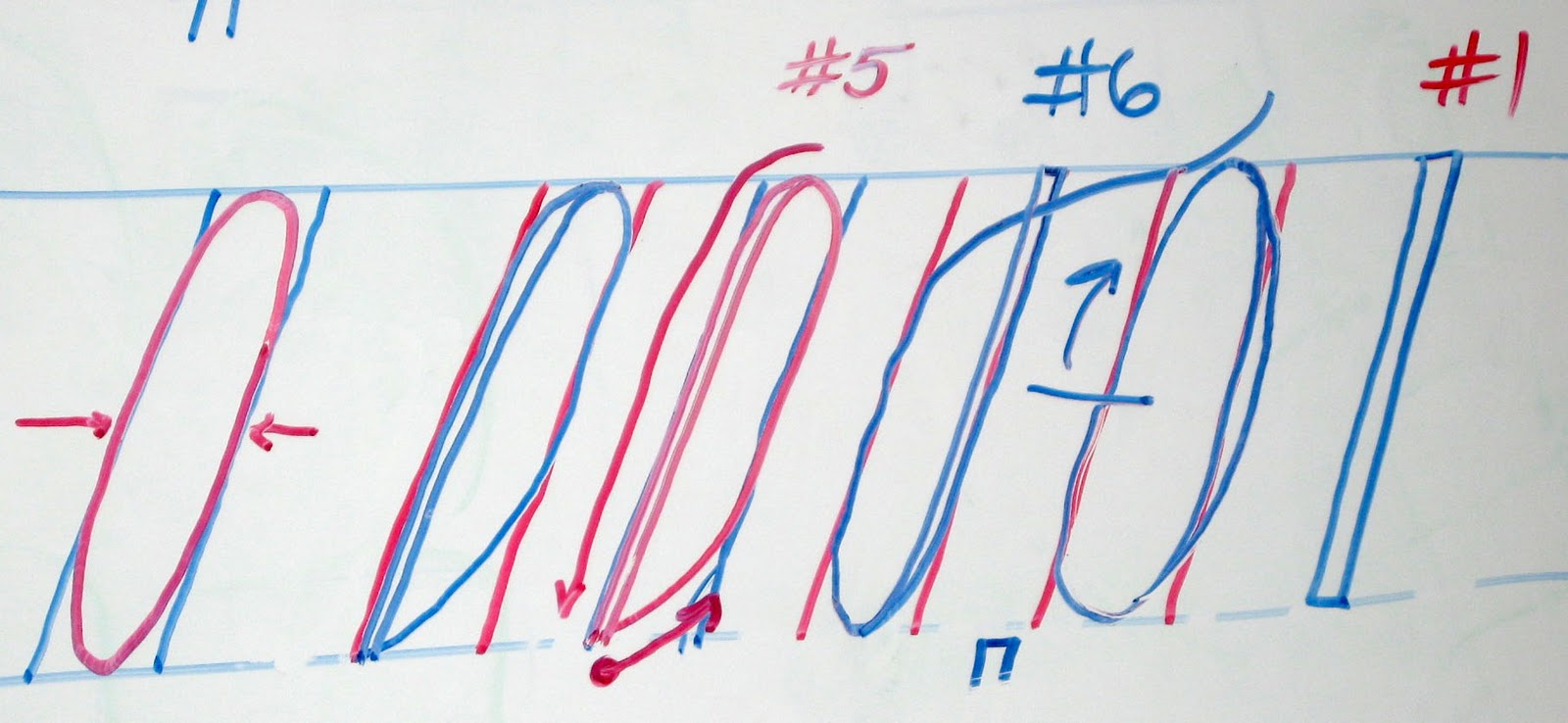 DeAnn Singh Calligraphy: January 23, 2012