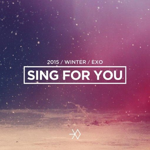 EXO Sing For You Album Cover