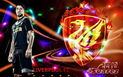 Liverpool 3d wallpaper hd computer wallpaper free wallpaper downloads - Suarez liverpool wallpaper ...
