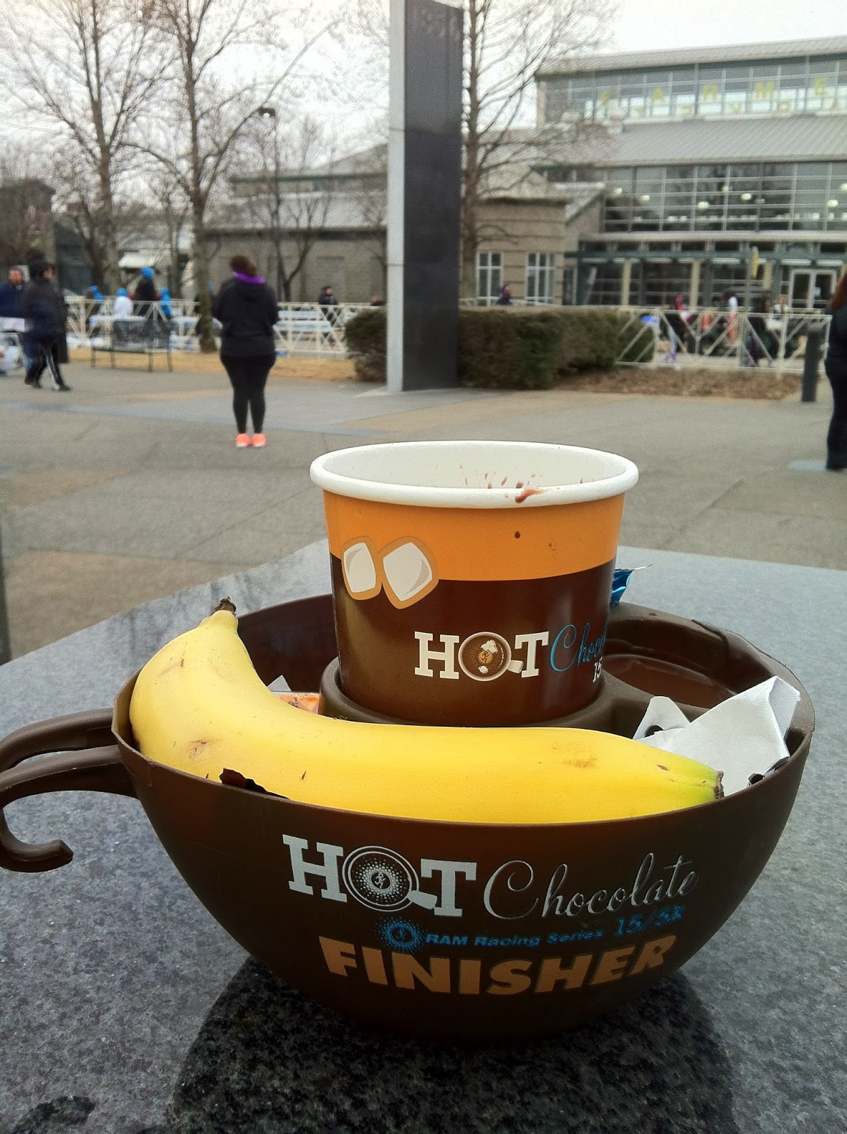 Hot Chocolate Race Nashville