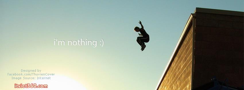 Ảnh bìa Facebook ấn tượng, độc - Cover FB timeline, tôi có thể bay