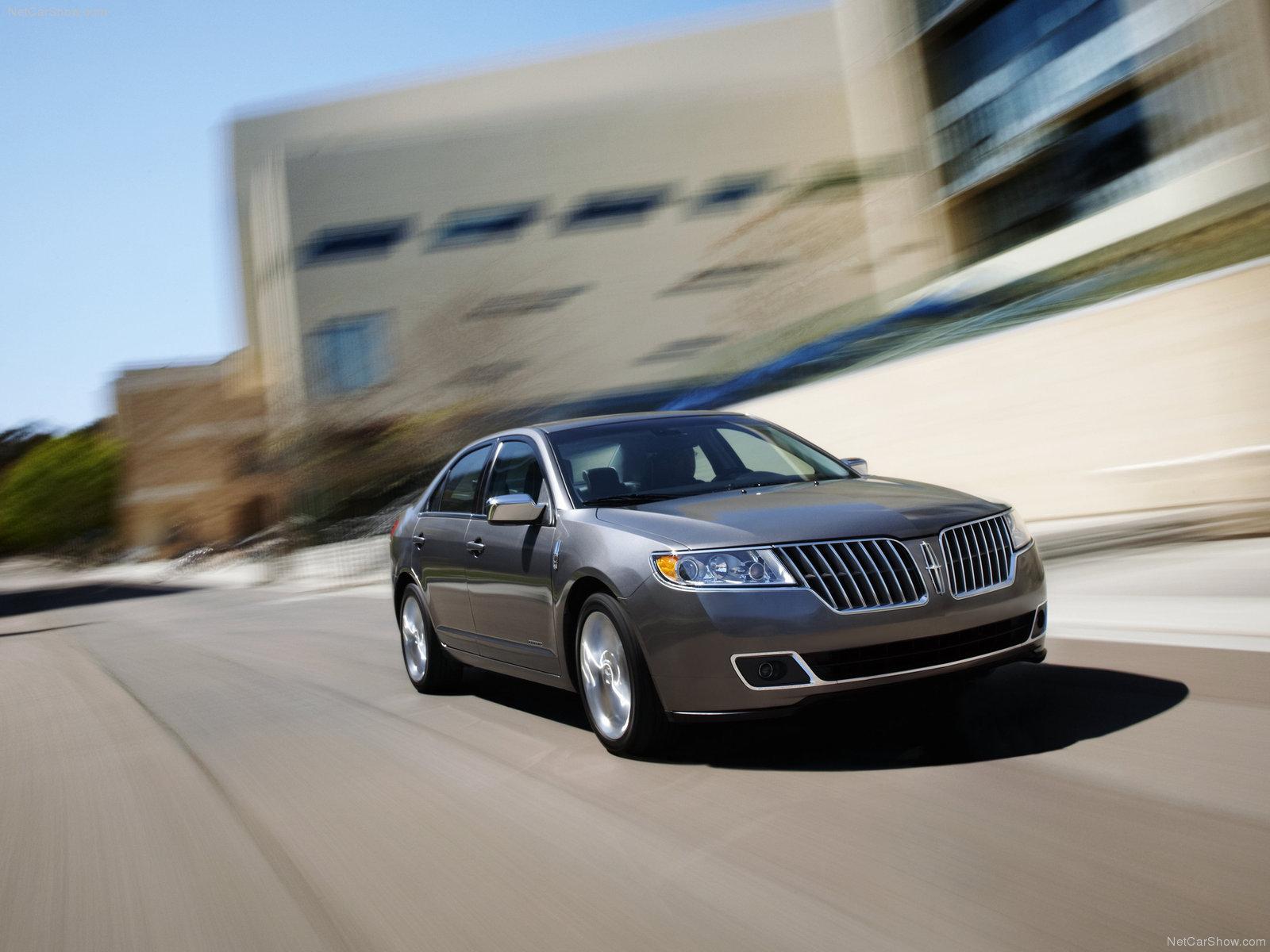 Hình ảnh xe ô tô Lincoln MKZ Hybrid 2011 & nội ngoại thất