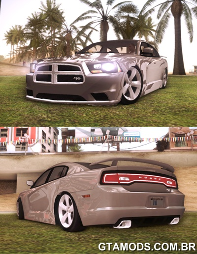 Dodge Charger RT Hemi 2011