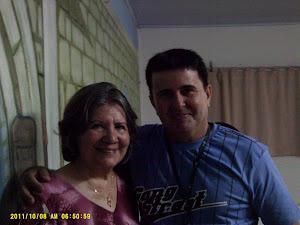 Ana Guimarães e Antonio Carlos