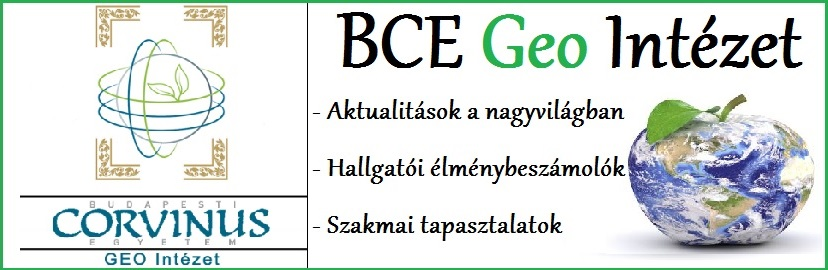 BCE Geo Intézet