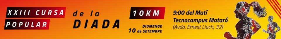 Cursa Popular de la Diada (10.09.17)