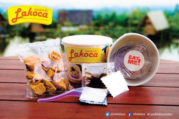Cuanki Instan LAKOCA Online Amp Delivery Bandung