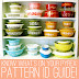 Pyrex Pattern Identification Guide! (Part 2)