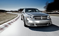 Car Wallpapers : 2012 Dodge Avenger R/T Wallpapers