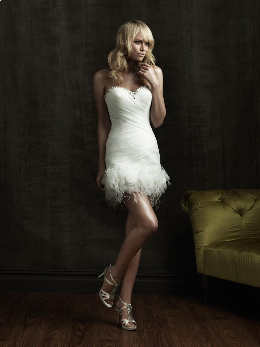 Ok wedding gallery perfect short wedding dresses outdoor for Wedding dress for a short bride