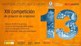 Participa en la XIII Competición