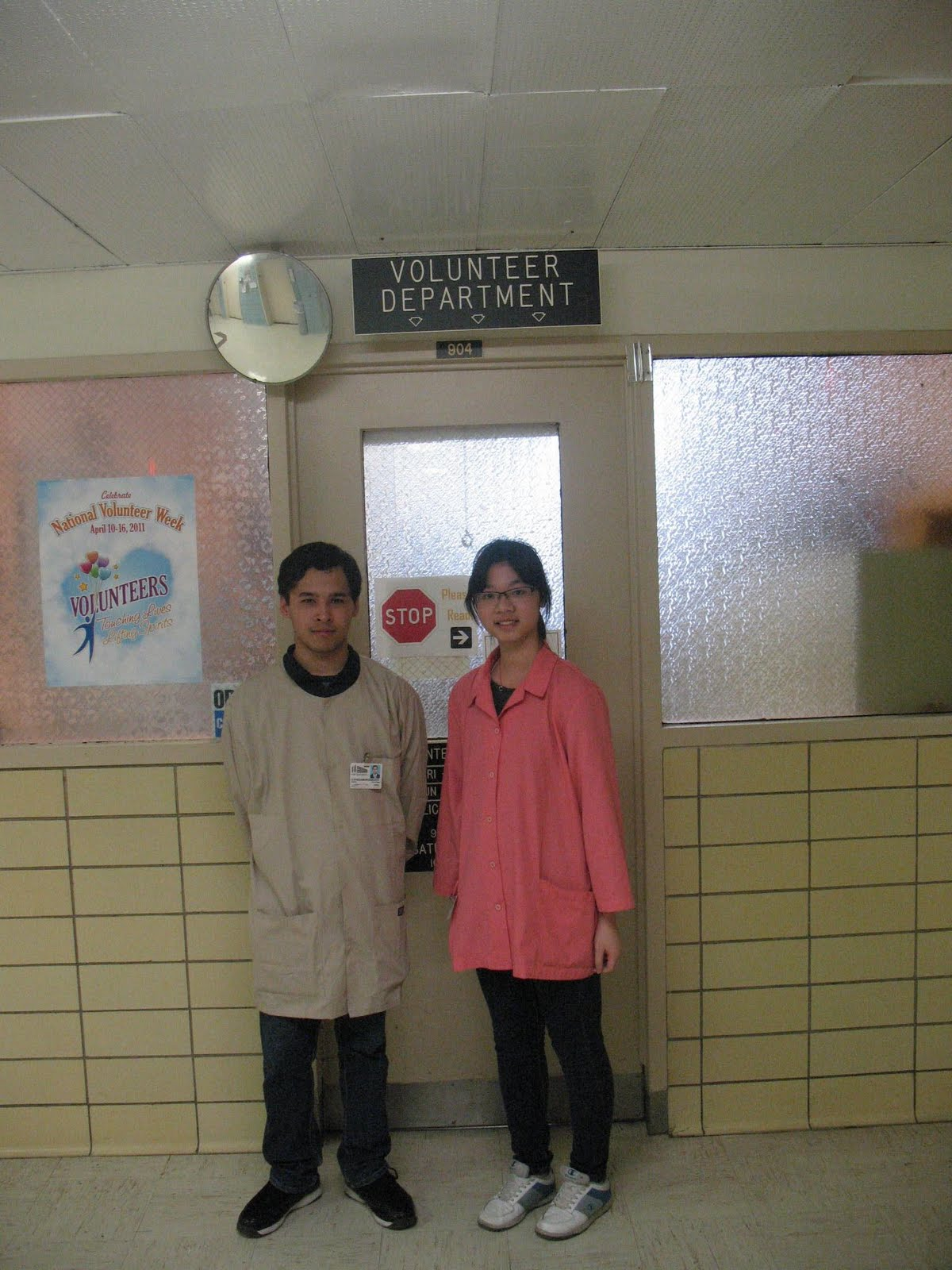 Coney Island Hospital Volunteer Number