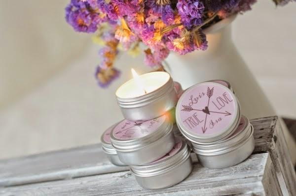 velas perfumadas para tus invitados de boda - ▷ blog de bodas