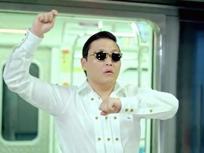 Psy Gangnam Style image