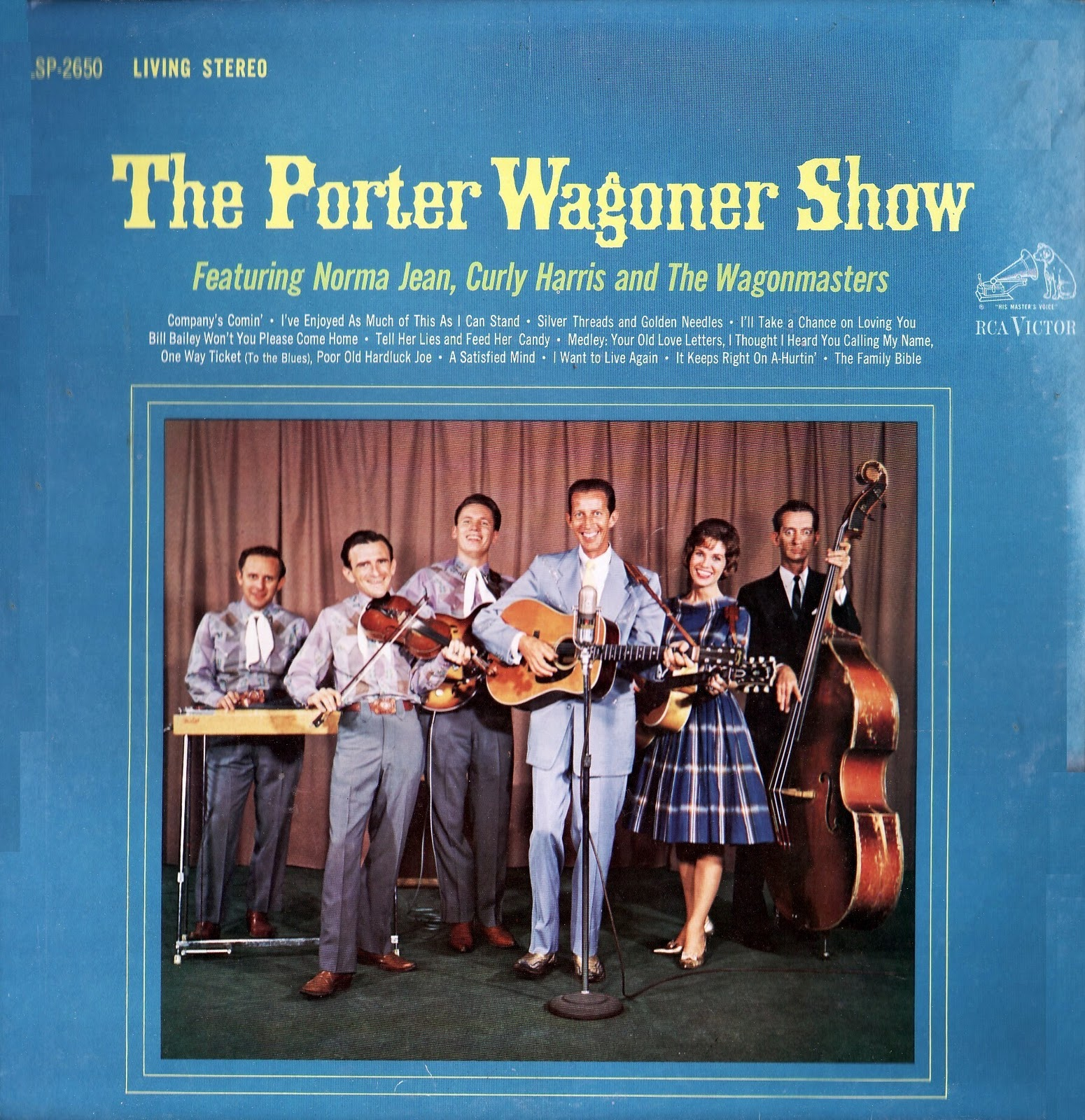 Porter Wagoner The Carroll County Accident