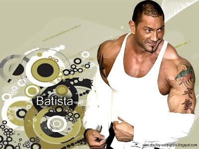 Batista WWE Wallpaper