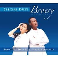 Broery Marantika feat Enillia Contessa - Setangkai Anggrek Bulan