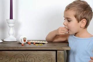 Ingestion e Inhalacion de Productos Toxicos en Niños