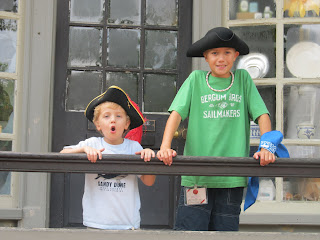 Fun for everyone in Colonial Williamsburg