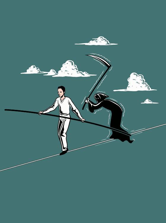 Manden med leen og linedanser - Chow Hon Lam: Difficult Task