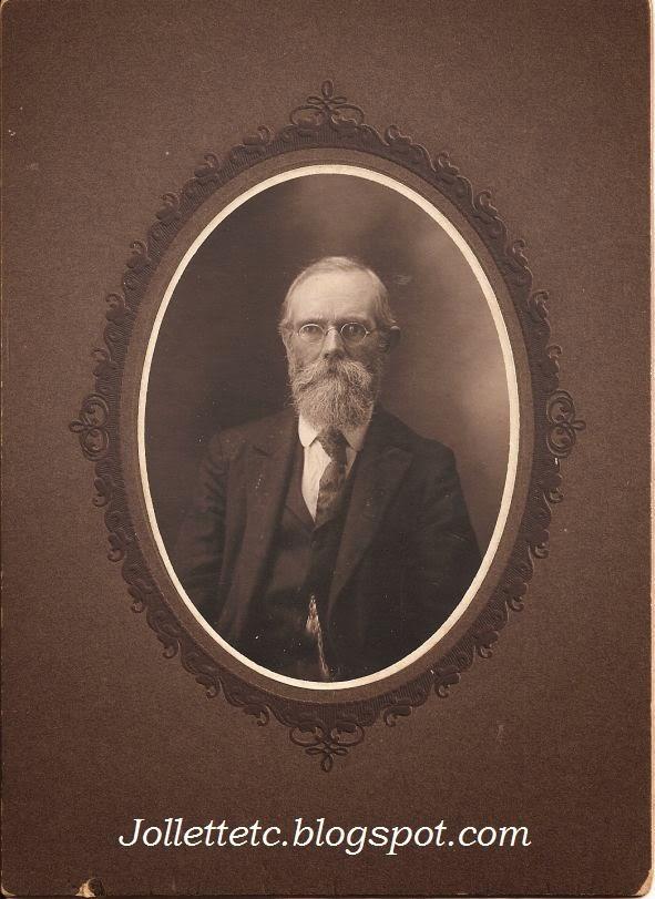 Billy Long of Shenandoah, Virginia  http://jollettetc.blogspot.com