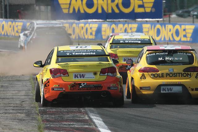WTCC 2011 en zolder para rFactor F1
