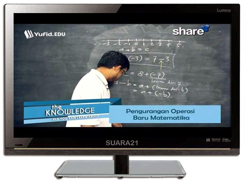Hasil gambar untuk share channel tv