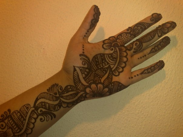Mehandi Designs For Hands Arabic Patterns Images Book For Hand