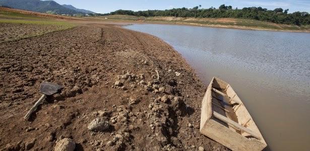 MP investiga Sabesp por descumprimento de acordo para uso do Cantareira