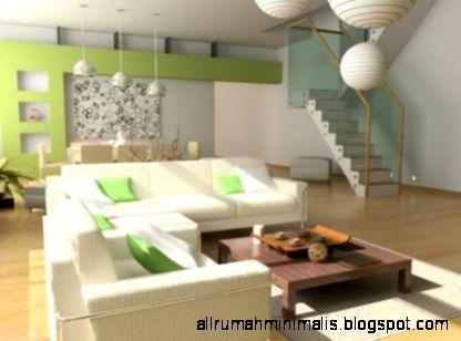 Gambar Desain Interior Rumah Minimalis Modern 2014