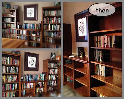 bookshelves August 2013 3Rs Blog