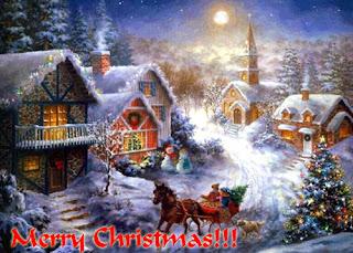 Feliz Navidad, Merry Christmas, parte 4