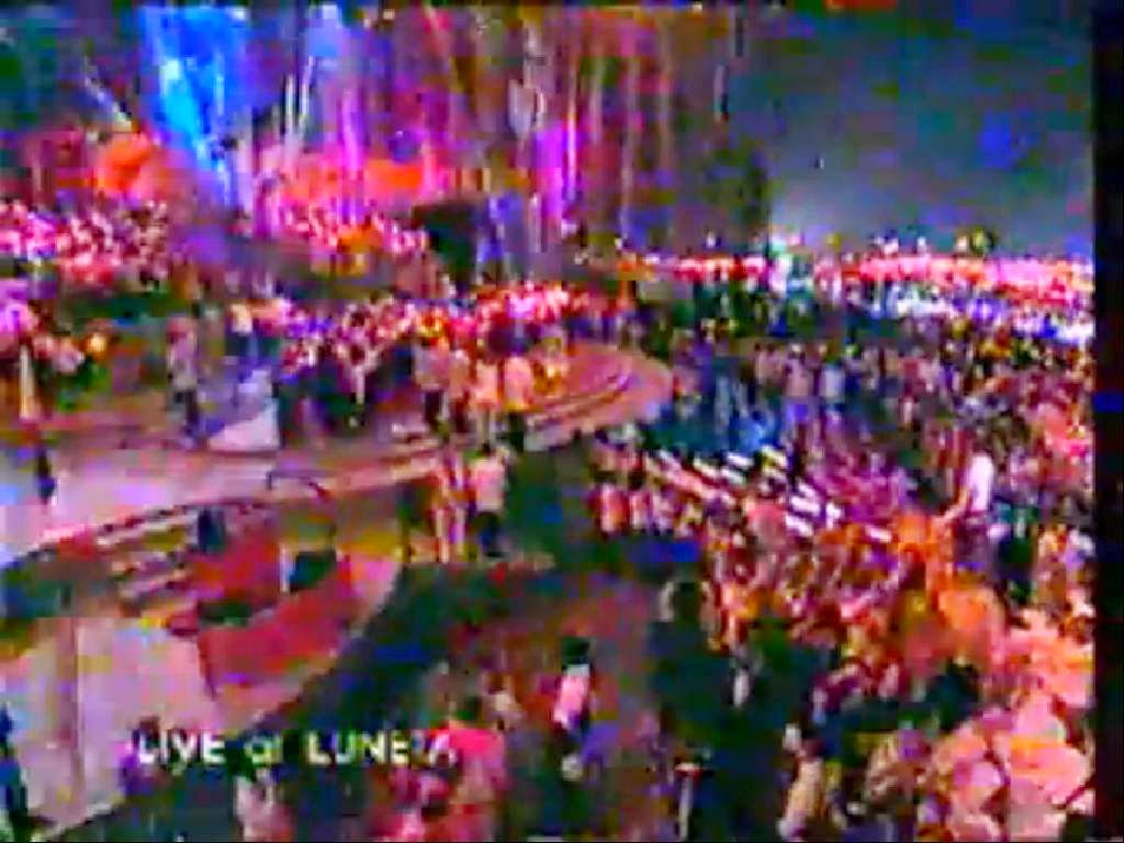 Ang dating daan 34th anniversary luneta grandstand