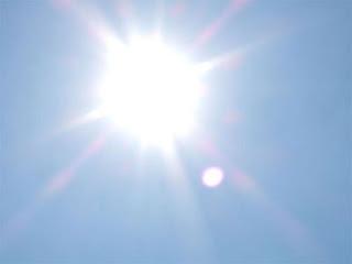 Temperatura alta e dia mais quente do ano em Brasília