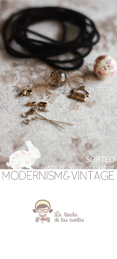 SORTEO EN MODERNISM&amp;VINTAGE