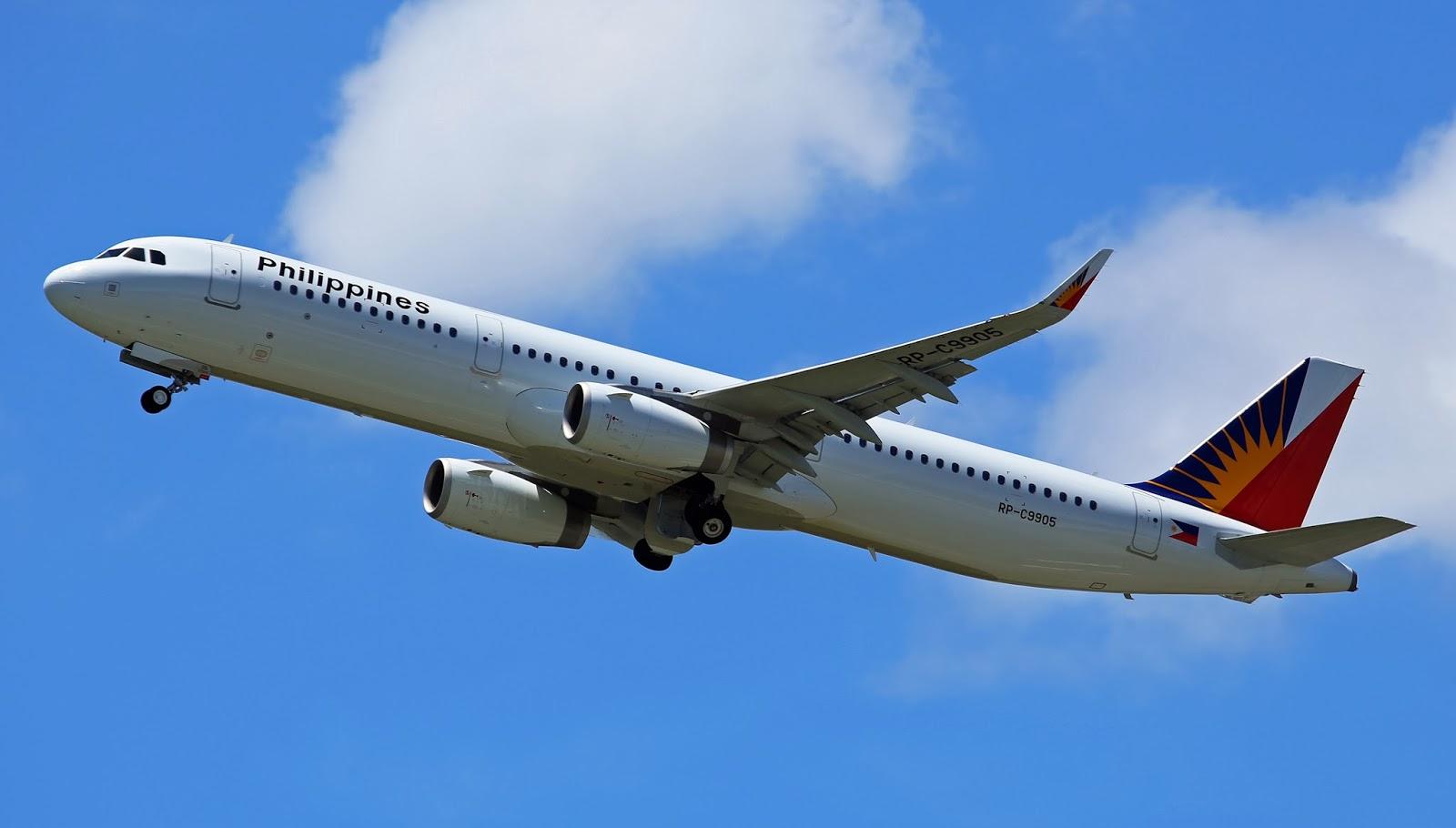 brisbane airport movements  pal a321 rp